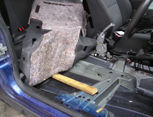 Seat Back Carpet